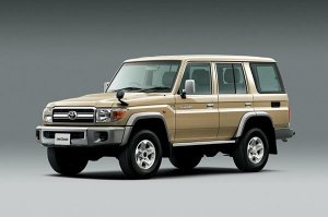 Тюнеры представили автодом Toyota Land Cruiser 70